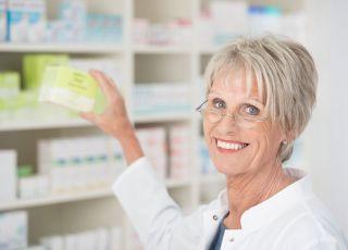 farmaceutka, apteka