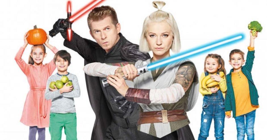 Figurki Stikeez Star Wars