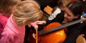 filharmonia, rodzinne poranki muzyczne, poranki muzyczne, muzyka