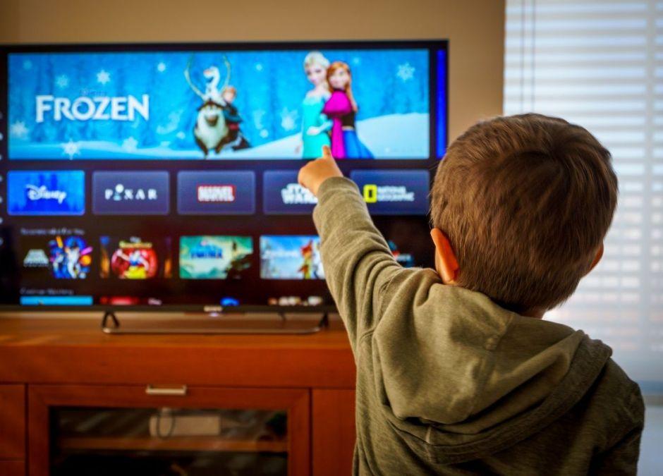 Filmy animowane dla dzieci na Netflixie