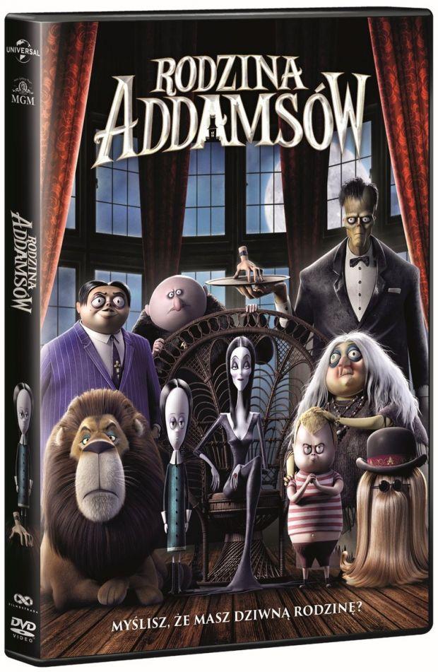 Filmy i seriale na Halloween - Rodzina Addamsów