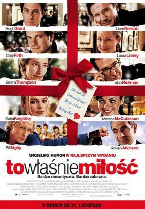 filmy świąteczne: Love Actually