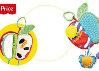 Fisher Price - zabawki edukacyjne