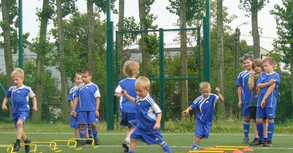 football academy, piłka nożna