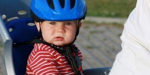 fotelik rowerowy, dziecko