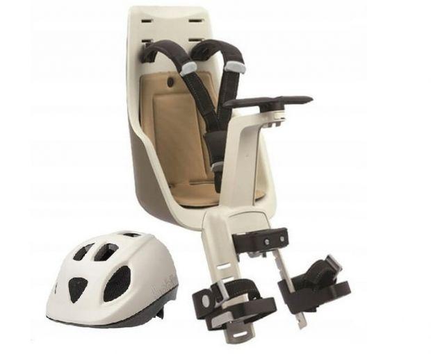 fotelik rowerowy przedni bobike exclusive mini