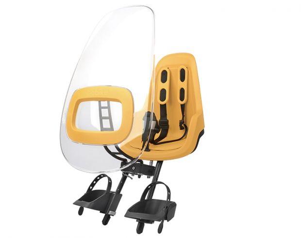 fotelik rowerowy przedni bobike one mini