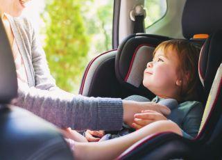 Fotelik samochodowy dla dziecka
