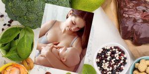 co jeść podczas karmienia piersią
