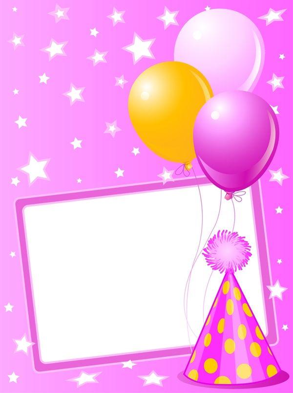 Kinderparty Zaproszenia Urodzinowe Do Druku Strona 6 Mamotojapl