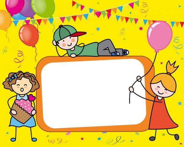 Kinderparty Zaproszenia Urodzinowe Do Druku Strona 5 Mamotojapl