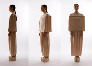 Färdig bildserie kjol ramtopp, wystawa, toruń