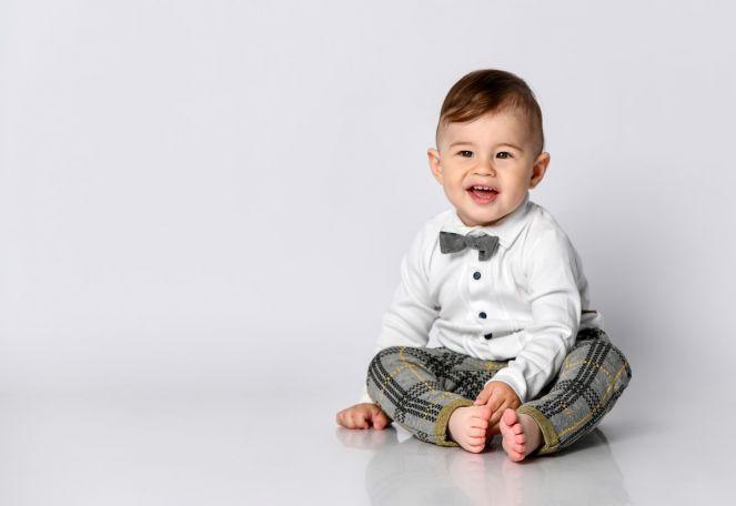 fryzura dla dwuletniego chłopca