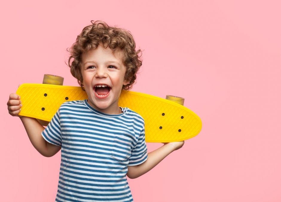 fryzura dla małych chłopców