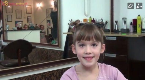 fryzury dla dziewczynek do przredszkola