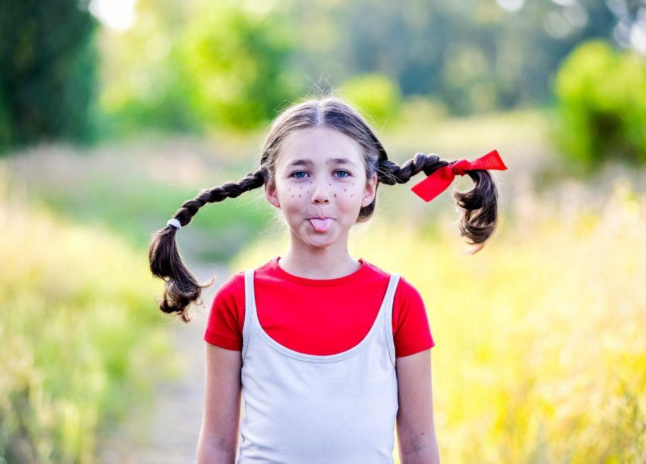 Fryzury Z Warkoczem Dla Dziewczynek Foto Mamotojapl
