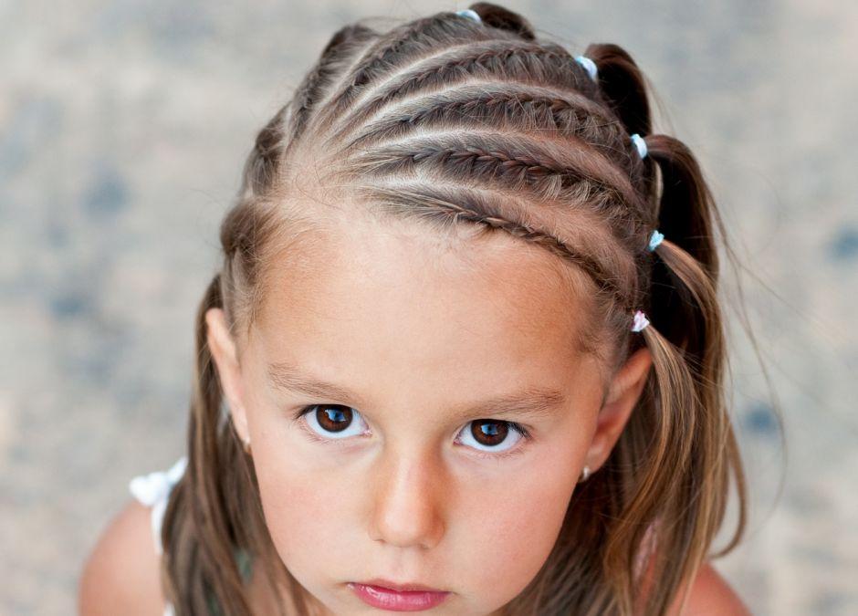 Fryzury Z Warkoczem Dla Dziewczynek Foto Strona 14