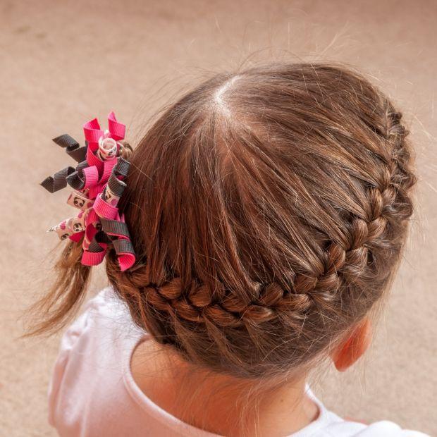 Fryzury Z Warkoczem Dla Dziewczynek Foto Strona 8