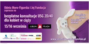 Fundacja Szczęśliwe Macierzyństwo, badania USG w ciąży