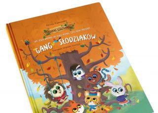 Gang Słodziaków książka
