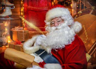 Gdzie mieszka Mikołaj?