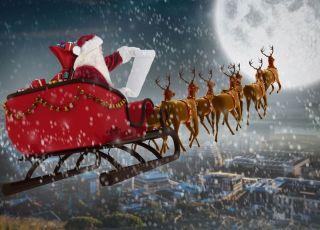 gdzie mieszka Mikołaj