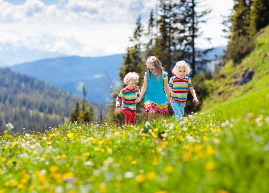Gdzie w góry z dzieckiem