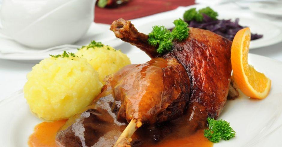 Staropolskie Tradycyjne Potrawy Z Gęsiny Mamotojapl