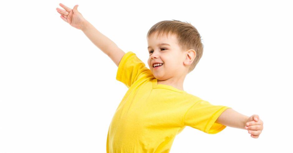 Gestykulacja pomaga dziecku w nauce mowy