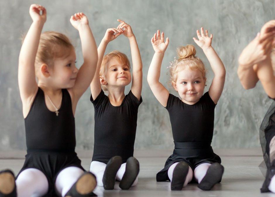 Gimnastyka artystyczna dla dzieci