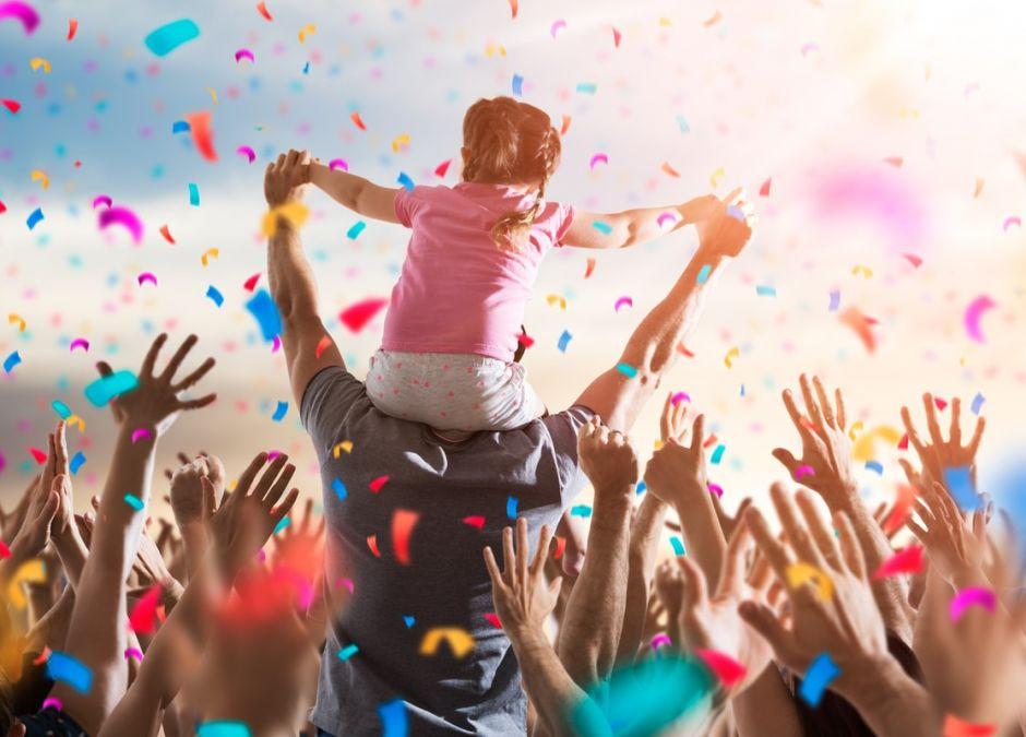 GIS ostrzega przed udziałem w imprezach masowych z udziałem dzieci