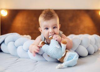 gorączka przy ząbkowaniu