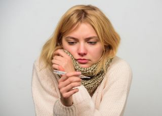 Gorączka w ciąży