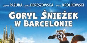 Goryl Śnieżek w Barcelonie, filmy dla dzieci, DVD dla dzieci