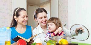 Gotowanie dla dziecka