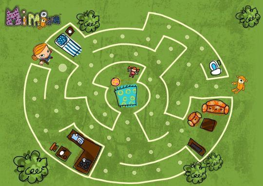 gra logopedyczna, gry logopedyczne, gry logopedyczne dla dzieci, gry dla dzieci, logopedia, labirynt