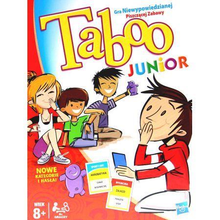 gra Taboo Junior