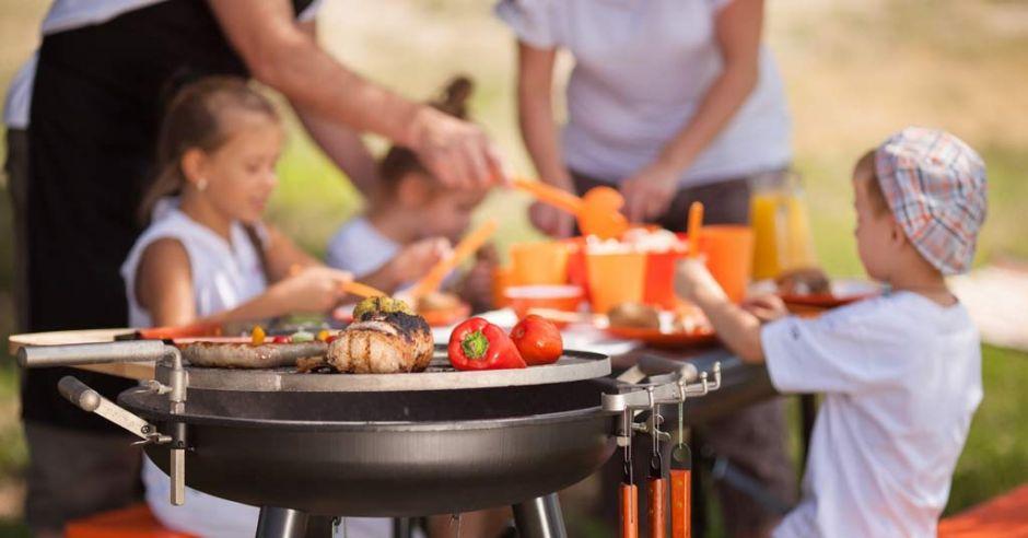 co na grill dla dzieci