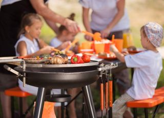 grill dla dzieci