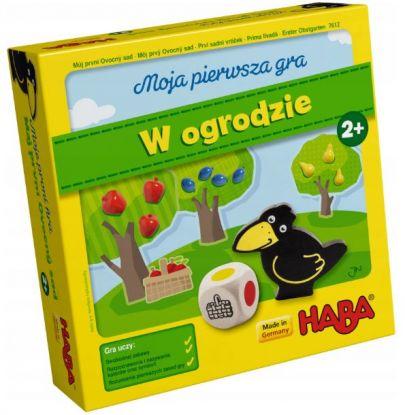Planszówka HABA dla dwulatka