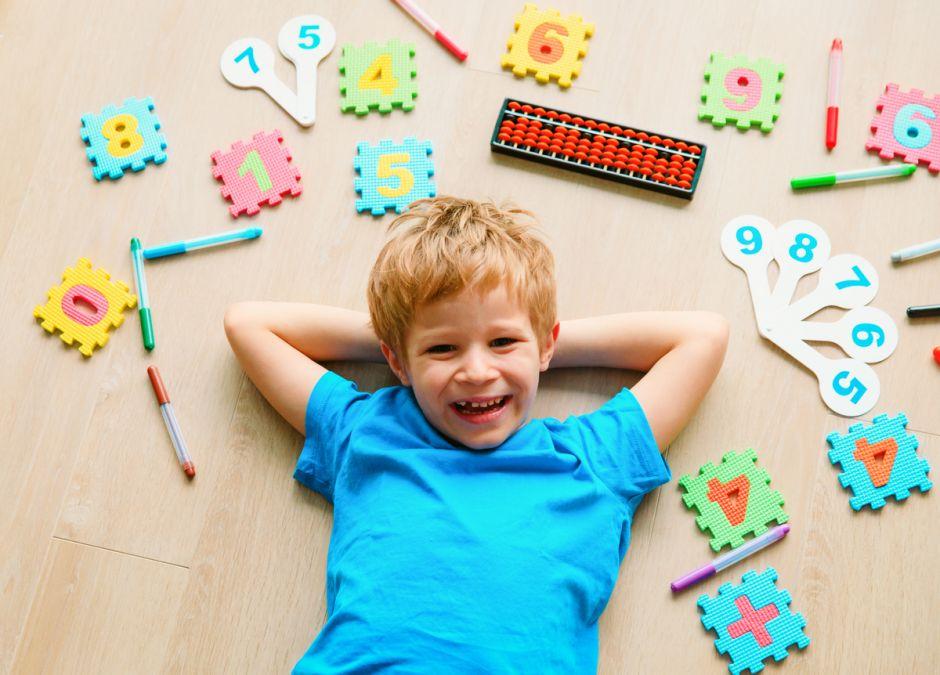 gry i zabawy matematyczne dla dzieci