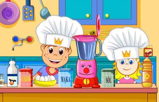 Gotowanie Dla Dzieci Gra Kuchnia Dla Dzieci Mamotojapl