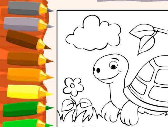 Kolorowanki Online Dla Dzieci Mamotoja Pl