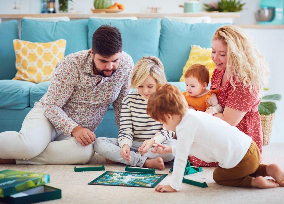 gry rodzinne - wybór najlepszych gier rodzinnych do wspólnego spędzania czasu!