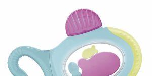 gryzak, pierwsze ząbki