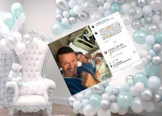 gwiazdy gratulują syna Rozenek i Majdanowi