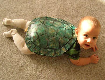 przebranie za żółwia na halloween