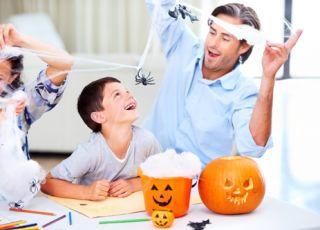 Halloween, zabawy na Halloween, zabawy dla dzieci