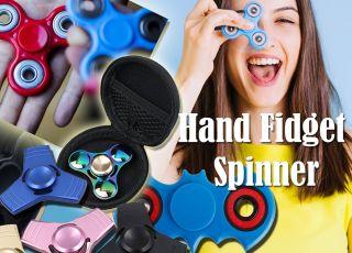Fidget Spinner – na czym polega fenomen tej zabawki?