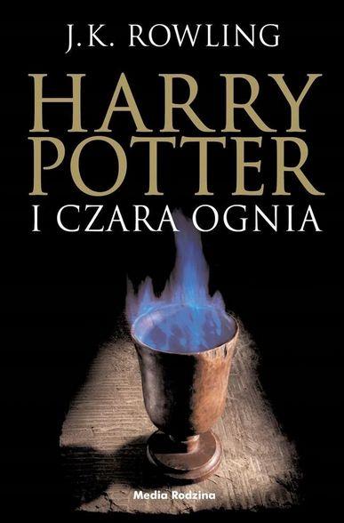 Harry Potter części Harry Potter i Czara Ognia